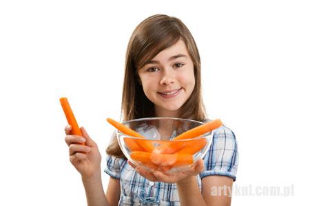 Dieta dla nastolatków