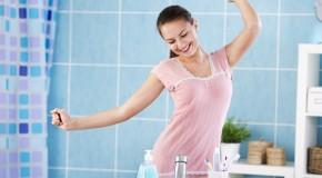 Ćwiczenia idealne do wykonywania w łazience