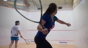 Squash – jeszcze lepszy niż tenis