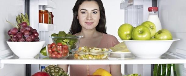 Żywność dla zdrowej i pięknej cery