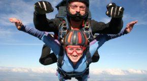Skoki spadochronowe dla niedoświadczonych