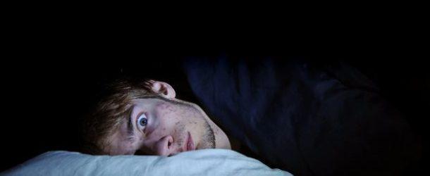 Bezsenność może być powodem choroby