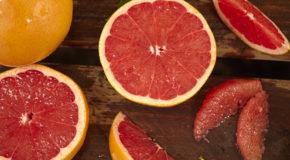 Grapefruit czyli owoc o cudownych właściwościach