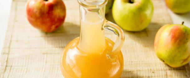 Właściwości zdrowotne octu jabłkowego