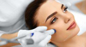 Stosowanie peelingu na twarz